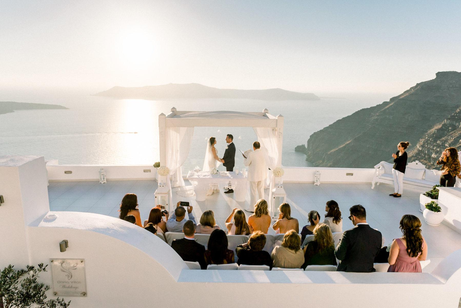 SANTORINI WEDDING CEREMONY
